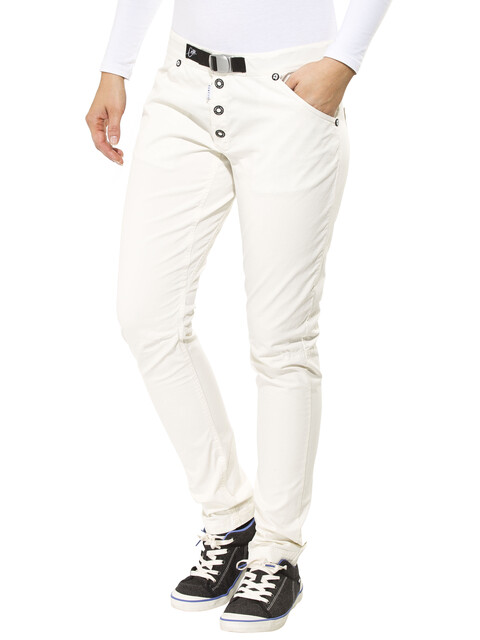 Gentic Hazardcat - Pantalon long Femme - blanc